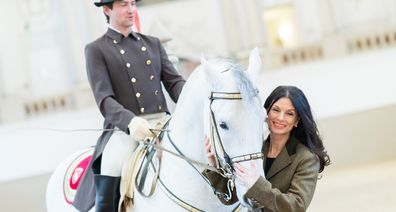 Sonja Klima is the new general managing director of the Spanish Riding School